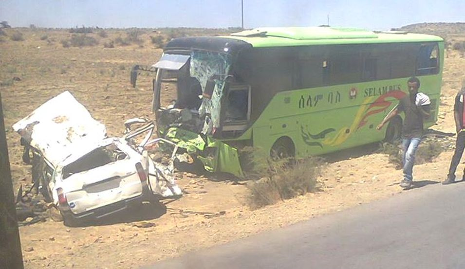 The Hintalo Tigray accident of Selam Bus (March 2014)