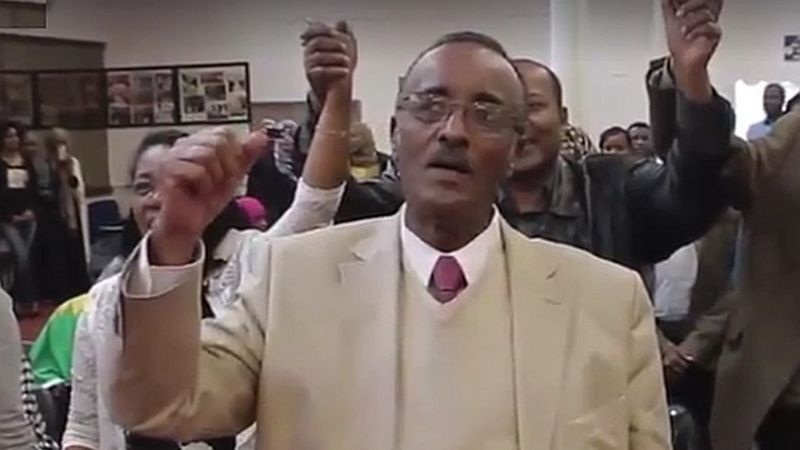 Long-time activist for Oromo rights and a founding member of the Macha-Tulama Association Ob. Bekele Mekonnen Wessenu passed away over the weekend in London (Jan. 24, 2016)